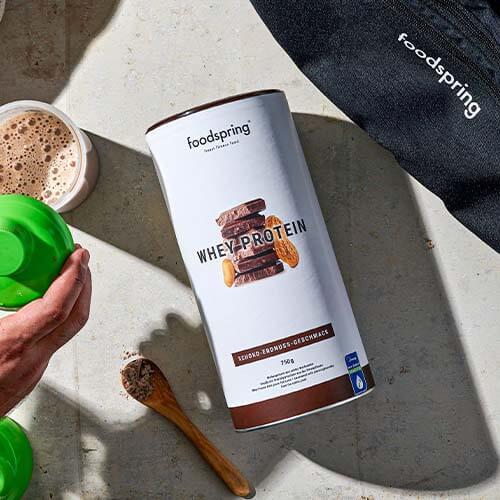 mejor proteina whey foodspring