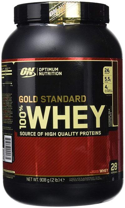 mejor proteina de aislado optimum gold 100