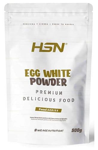 proteina de huevo en polvo hsn