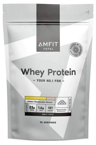 Marca Amazon - Amfit Nutrition Proteina barata