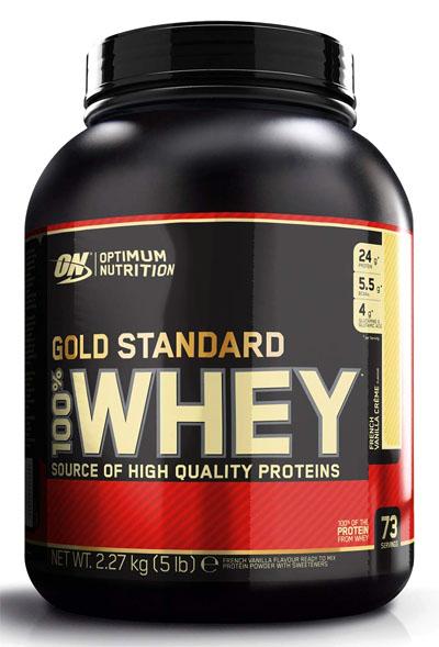 Optimum Nutrition ON Gold Standard 100 Whey Proteina en Polvo 2270g_400px