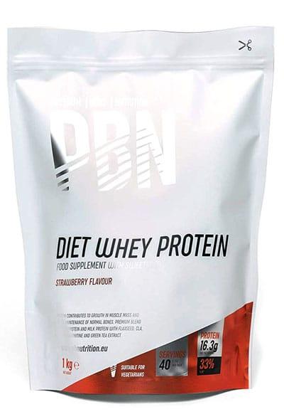 PBN - Paquete de proteína de suero de leche light baratas