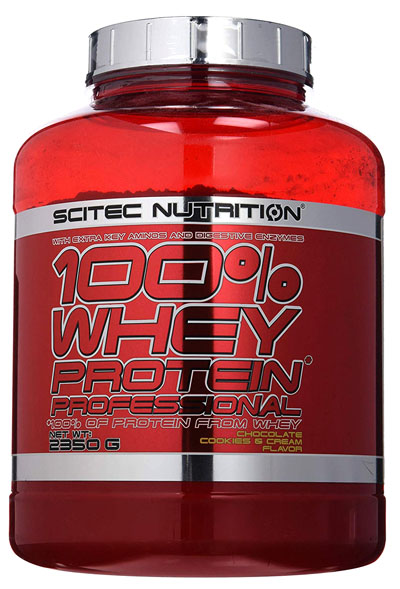 Scitec Nutrition 100 Whey Protein Professional_400px