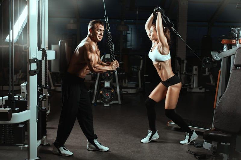 las mejores maquinas y aparatos de gimnasio para tu casa o gym