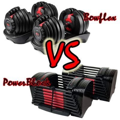 comparativa bowflex vs powerblock