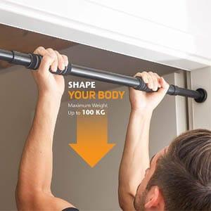 soporte peso barra ultrasport