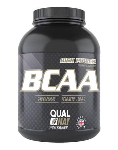 BCAA con Masa Muscular y Quema Grasas