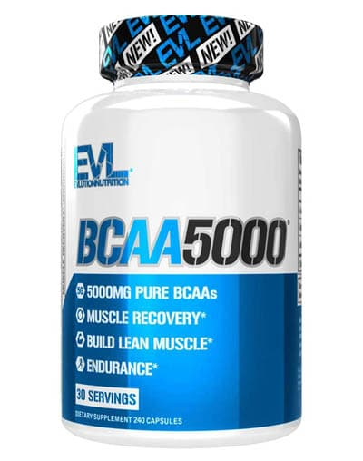Evlution Nutrition BCAA 5000