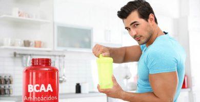 Mejores BCAA para aumentar masa muscular