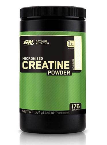 Optimum nutrition creatinas monohidrato