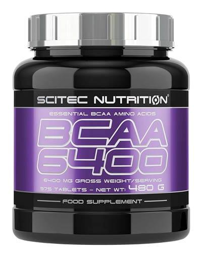 Scitec Nutrition Bcaa 6400 Aminoácidos