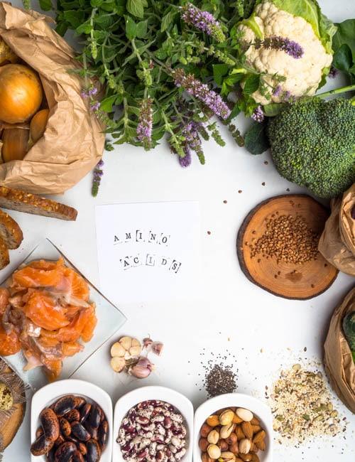 alimentos ricos en creatina natural