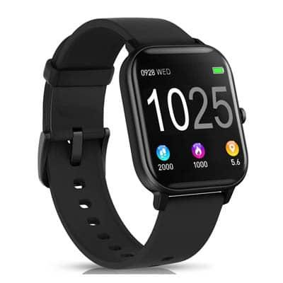 AIMIUVEI Smartwatch Reloj Inteligente IP67 con Pulsometro