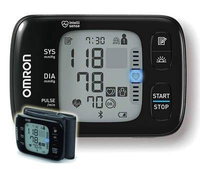 OMRON RS7 Intelli IT tensiometro