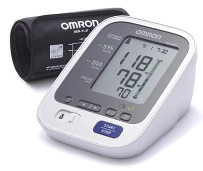 Omron Healthcare M6 Comfort Monitor de presion arteria