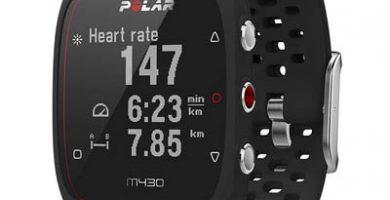Polar M430 Reloj pulsometro de Running con GPS
