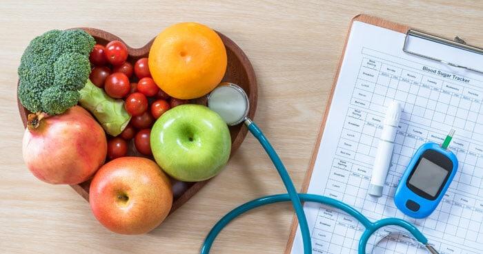 diabetes y el glucometro