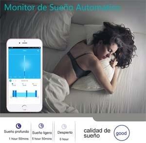 pulsometros monitores de sueño
