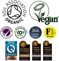 calidad y pureza de las proteinas veganas