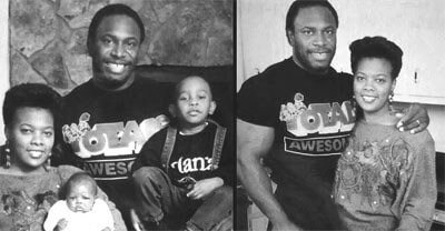 lee haney familia biografia