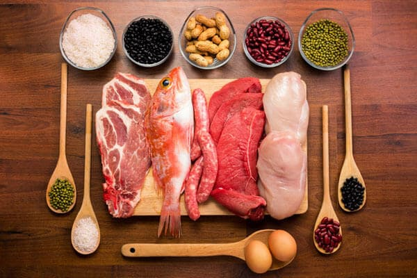 que son las proteinas y para que sirven