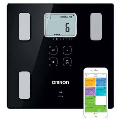 OMRON VIVA - Bascula inteligente y monitor IMC