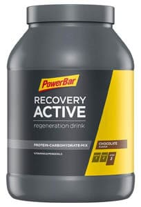 PowerBar Recuperador muscular para ciclistas