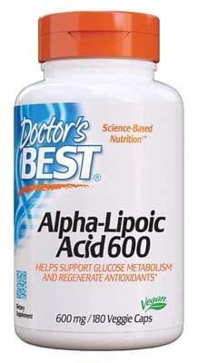 doctor best mejor acido alfa lipoico