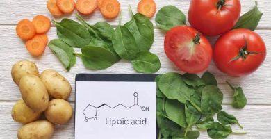 mejor suplemento acido alfa lipoico NA R ALA