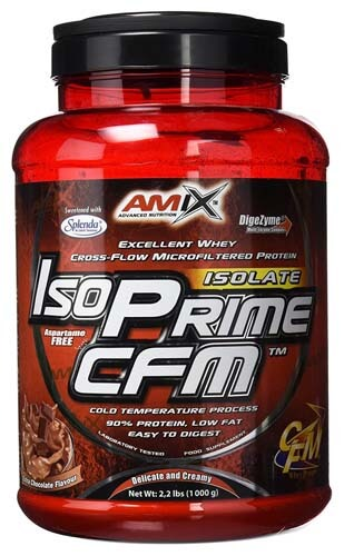 proteina Amix isoprime cfm analisis y opiniones