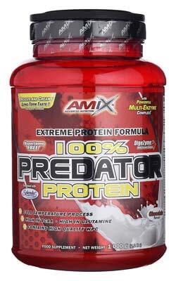 proteina de alta calidad amix predator review