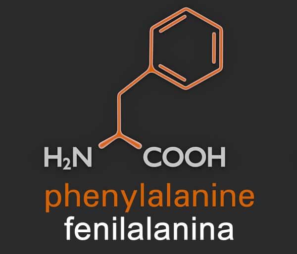 que es la fenilalanina y suplementos puros