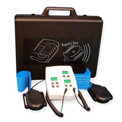 GIMA Magnetoterapia base maletin para uso en casa