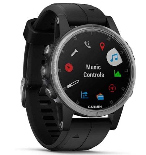 Garmin Fenix 5S Plus mejor reloj deportivo con gps calidad precio