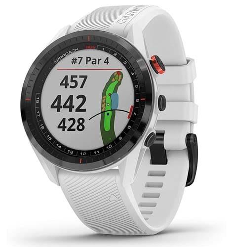 Garmin S62 reloj deportivo con GPS el mejor para golf