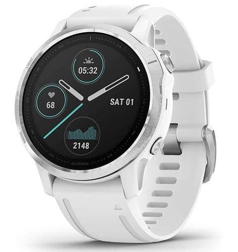 Garmin fenix 6S - Reloj GPS multideporte el mas vendido de gama alta