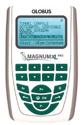 Globus G3956, Magnum XL Pro magneto terapia en casa