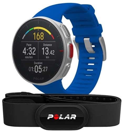 Polar Vantage V HR Reloj premium con GPS de gama alta