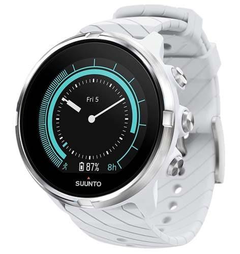 Suunto 9 Reloj deportivo GPS y bateria de larga duracion
