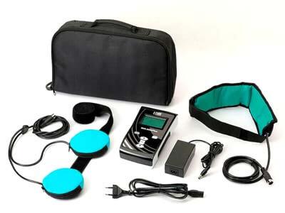 accesorios de la maquina magnetoterapia portatil
