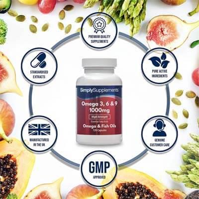 calidad del omega 3 6 9