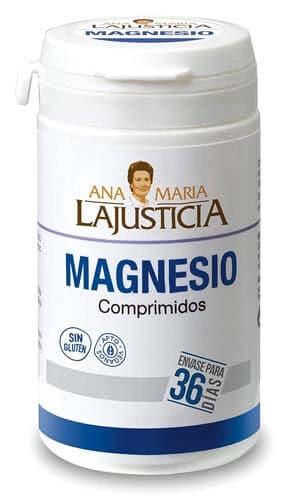 Ana Maria la justicia Cloruro de magnesio