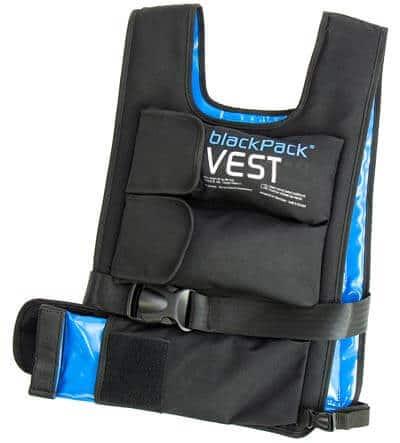 Blackpack Vest Chaleco de Peso