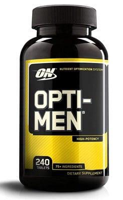Optimum Nutrition ON Opti-Men vitaminas