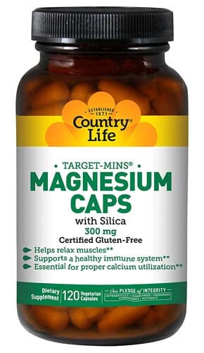 country life magnesio