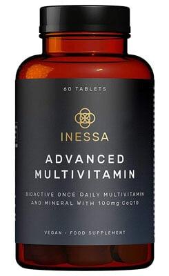 mejor Multivitamínico de Inessa Wellness