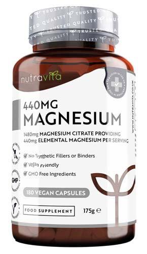 nutravila suplementos magnesio