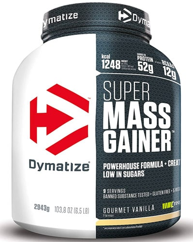 Dymatize Super Mass Gainer Gourmet