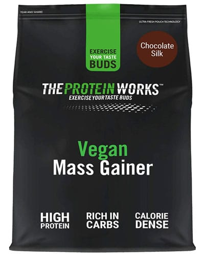 THE PROTEIN WORKS Vegan Mass Gainer