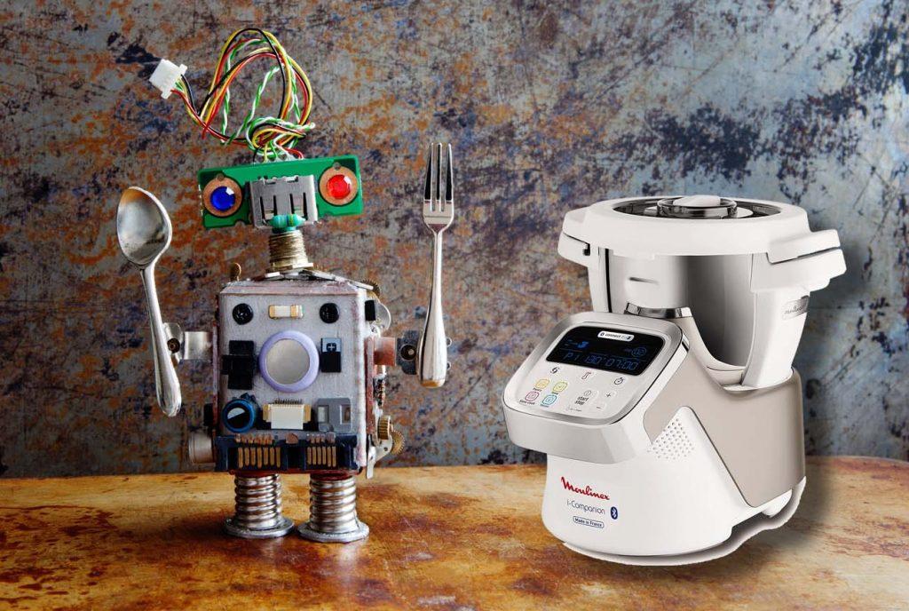 mejores robots de cocina que no son thermomix